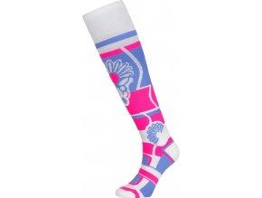 Dámské funkční ponožky KILPI DARIA  Modrá