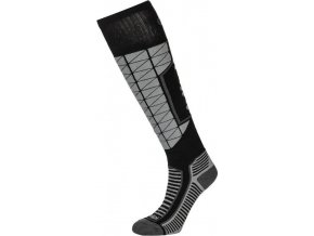Pánské funkční ponožky KILPI FABRICE  Černá