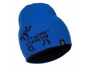 Chlapecká zimní čepice KILPI HAMER-J Tmavě modrá