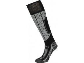 Dámské funkční ponožky KILPI FABRICA Černá