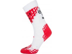 Dámské ponožky KILPI BEATRICE-L Bílá