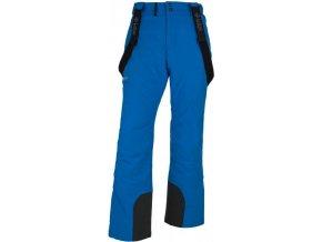 Pánské lyžařské kalhoty KILPI MIMAS-M Modrá