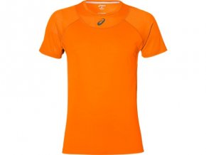 Pánské funkční triko Asics 141141 M ATHLETE COOLING Oranžová