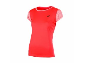 Dámské sportovní triko Asics 141255 FUZEX SS Top Neon růžová