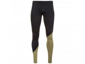 Męskie spodnie do biegania Asics 146597 FUZEX TIGHT Czarne