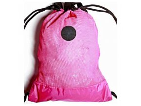 Vak-taška-kabelka Converse Mesh Cinch Tote Pink