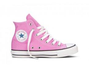 Kotníkové boty Converse CHUCK TAYLOR ALL STAR HI Pink