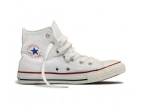 Kotníkové boty Converse CHUCK TAYLOR ALL STAR HI Optic White