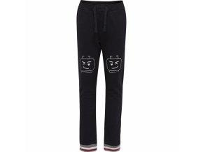 Spodnie dresowe dla chłopców LEGO® Wear PILOU 704 Czarna