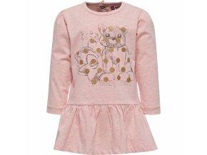 Dziewczęca suknia LEGO® Wear DIANA 701 Różowa