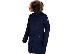 Dámský kabát Regatta RWP232 SAPHIE Navy