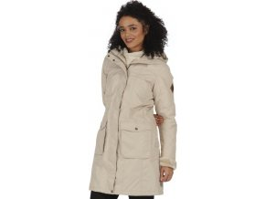 Dámský kabát Regatta RWP237 ROANSTAR II Béžová