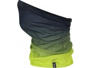 Multifunkční šátek Regatta RKC103 TUBA K PRINT černá