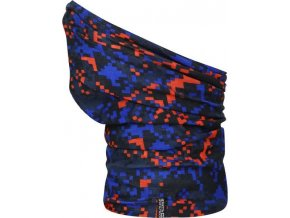 Multifunkční šátek Regatta RKC103 TUBA K PRINT modrá
