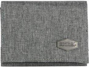 Peněženka Regatta EU164 BURFORD Wallet Šedá