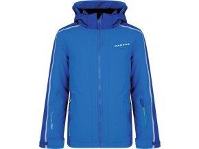 Dětská lyžařská bunda Dare2B DKP336 BEGUILE Oxford blue/ Laser blue