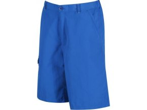 Dětské - juniorské  šortky Regatta RKJ059 SORCER Modrá