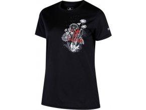 Dámské funkční tričko Regatta RWT136 FINGAL III Černá