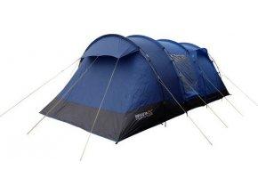 Namiot dla 6 osób Regatta KARUNA 6 Niebieska