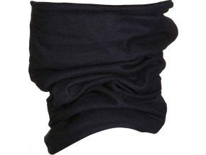 Multifunkční šátek Regatta RMC058 MULTITUBELL Černá