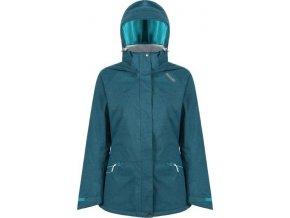 Dámská zimní bunda Regatta RWP272 HIGHSIDE III Modrá
