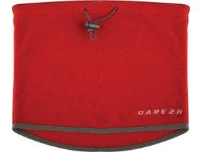 Nákrčník Dare2B DUC301CHIEF III Červená